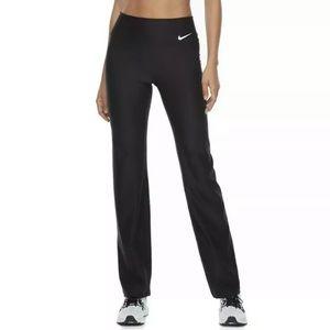 NIKE Dri-Fit Straught Leg Yoga Pants Leggings